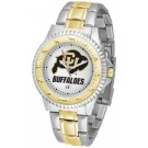 Colorado Buffaloes Competitor Two Tone Watch