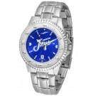 Creighton Blue Jays Competitor AnoChrome Men's Watch with Steel Band