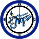 "Creighton Blue Jays Traditional 12"" Wall Clock"