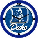 "Duke Blue Devils 12"" Dimension Wall Clock"