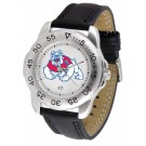 Fresno State Bulldogs Gameday Sport Men's Watch by Suntime