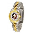 Florida State Seminoles Ladies Executive Watch by Suntime