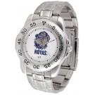 Georgetown Hoyas Sport Steel Band Men's Watch