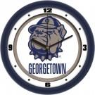 "Georgetown Hoyas Traditional 12"" Wall Clock"