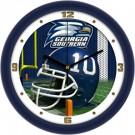 "Georgia Southern Eagles 12"" Helmet Wall Clock"