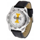 Idaho Vandals Men's Sport Watch with Leather Band
