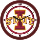 "Iowa State Cyclones Traditional 12"" Wall Clock"