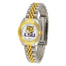 Louisiana State (LSU) Tigers Ladies Executive Watch by Suntime