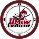 "Massachusetts Minutemen Traditional 12"" Wall Clock"
