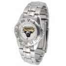 Minnesota State-Mankato Mavericks Ladies Sport Watch with Stainless Steel Band