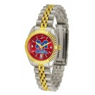 Mississippi (Ole Miss) Rebels Ladies Executive AnoChrome Watch