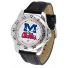 Mississippi (Ole Miss) Rebels Gameday Sport Men's Watch by Suntime