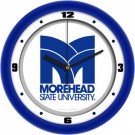 """Morehead State Eagles Traditional 12"""" Wall Clock"""