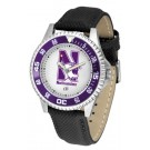Northwestern Wildcats Competitor Men's Watch by Suntime