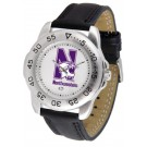 Northwestern Wildcats Gameday Sport Men's Watch by Suntime