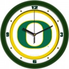 "Oregon Ducks Traditional 12"" Wall Clock"