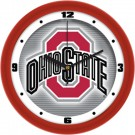 "Ohio State Buckeyes 12"" Dimension Wall Clock"