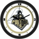 "Purdue Boilermakers Traditional 12"" Wall Clock"