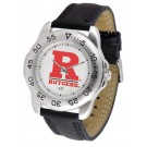 Rutgers Scarlet Knights Gameday Sport Men's Watch by Suntime