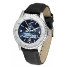 San Diego Toreros Competitor AnoChrome Men's Watch with Nylon/Leather Band