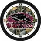 "Southern Illinois Salukis 12"" Camo Wall Clock"