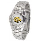 Southern Mississippi Golden Eagles Gameday Sport Ladies' Watch with a Metal Band