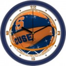 "Syracuse Orangemen Slam Dunk 12"" Wall Clock"