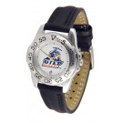 UTEP Texas (El Paso) Miners Ladies Sport Watch with Leather Band