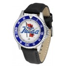 Tulsa Golden Hurricane Competitor Men's Watch by Suntime