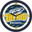 "Toledo Rockets 12"" Dimension Wall Clock"