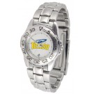 Toledo Rockets Ladies Sport Watch with Stainless Steel Band