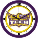 "Tennessee Tech Golden Eagles Traditional 12"" Wall Clock"