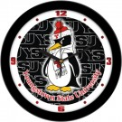 """Youngstown State Penguins 12"""" Dimension Wall Clock"""