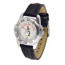 Youngstown State Penguins Ladies Sport Watch with Leather Band