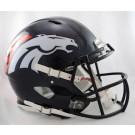 Denver Broncos NFL Authentic Speed Revolution Full Size Helmet from Riddell
