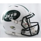 New York Jets NFL Authentic Speed Revolution Full Size Helmet from Riddell