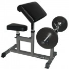 CB-6 Preacher Arm Curl Bench from Valor Athletics