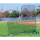 Replacement Net (for use with 8'H x 8'W Professional L-Shaped Protective Screen)