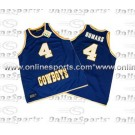 Joe Dumars McNeese State Cowboys Hardwood Legends Throwback Blue Jersey (Blue 5X-Large)