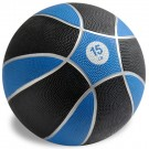 Exertools 15 Pound Hard Shell Exball Medicine Ball