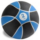 Exertools 2 Pound Hard Shell Exball Medicine Ball