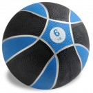 Exertools 6 Pound Hard Shell Exball Medicine Ball