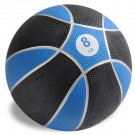 Exertools 8 Pound Hard Shell Exball Medicine Ball