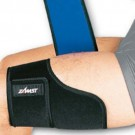 TS-1 Compression Thigh Brace from ZAMST (Small)